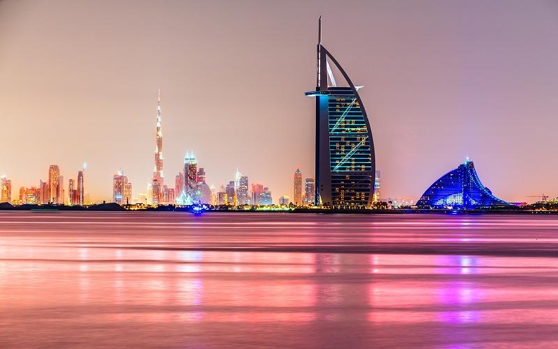 Burj Al Arab Das Sieben Sterne Hotel In Dubai