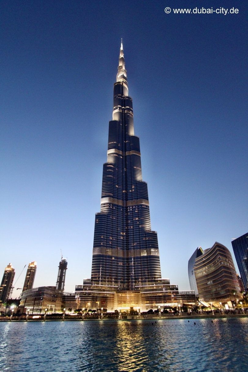 Burj khalifa for Dubai hotels near burj khalifa