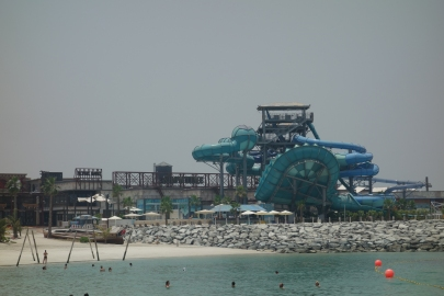 Der Laguna Waterpark in Dubai
