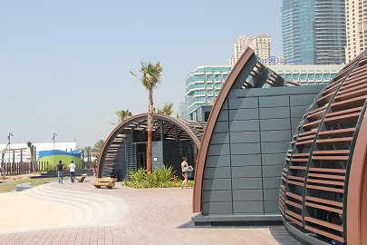 Dubai Strandclub The Beach